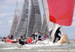 2014 Quarter Ton Cup Cowes Isle of WightHKG Jamie MaWilliam Sai Kung Belle
