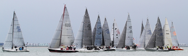 Coutts Quarter Ton Cup 2016 - Day 3